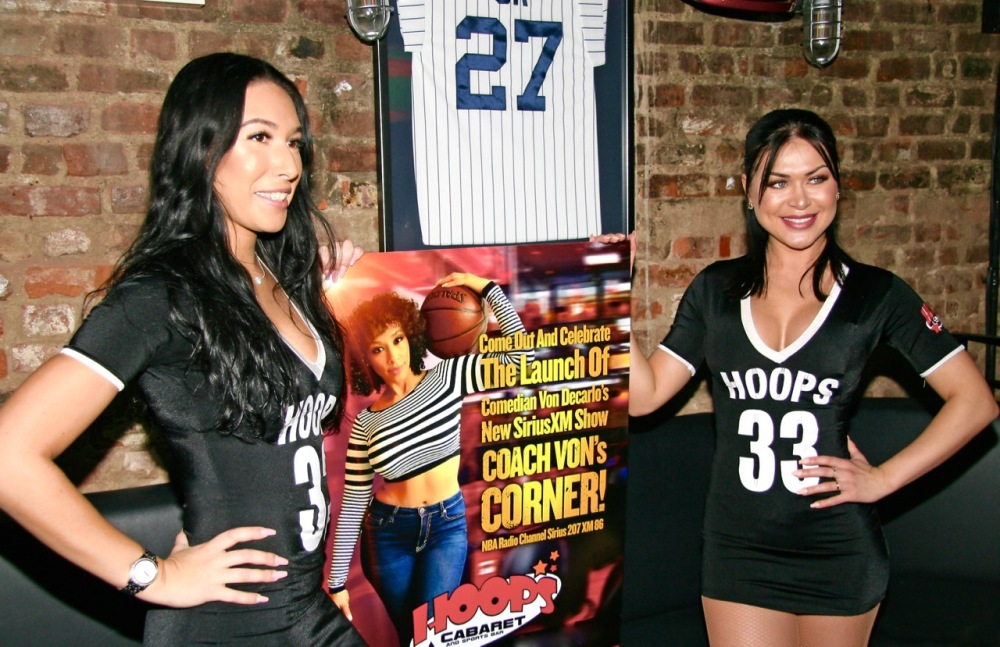 NBA Party at Hoops Cabaret