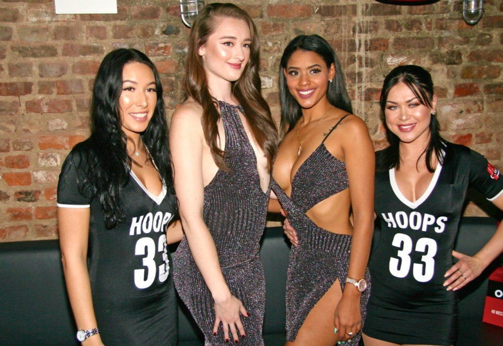welcome to Hoops Cabaret